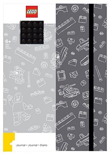 Lego-lg51841-Creativo papèterie-Giornale con Piano Cottura mattoncini, Grigio