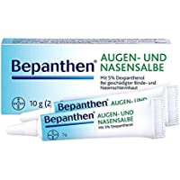 Bepanthen Augen- und Nasensalbe, 10 g preisvergleich bei billige-tabletten.eu