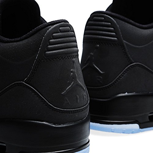 Nike Air Jordan 5lab3, Chaussures de Sport Homme black/black-clear