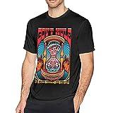 Photo de Patrick R Garrett T-Shirt à Manches Courtes pour Hommes Gov't Mule Imprimé Athlétique Tee Shirts Casual pour Hommes Haut Élégant par Patrick R Garrett