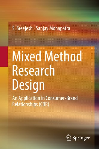 Mixed Method Research Design: An Application in Consumer-Brand ...