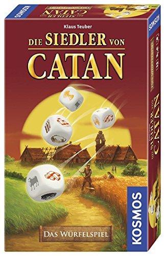 ++ 699109 Die Siedler von Catan – Das Würfelspiel by Kosmos