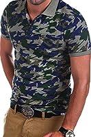 TOMMY HILFIGER Poloshirt CAI Camouflage