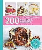 200 Delicious Desserts: Hamlyn All Colour Cookbook (Hamlyn All Colour Cookery)