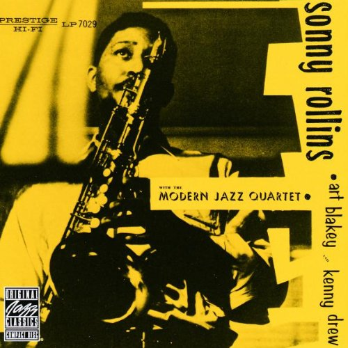 Sonny Rollins With The Modern Jazz Quartet (Original Jazz Classics)