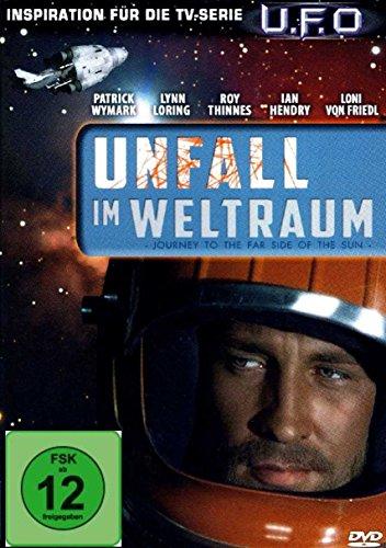 Unfall im Weltraum - Inspiration für die TV-Serie U.F.O (Unfall-tv-serie)