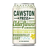 Cawston Press   Elderflower Lemonade   24 x 330ML