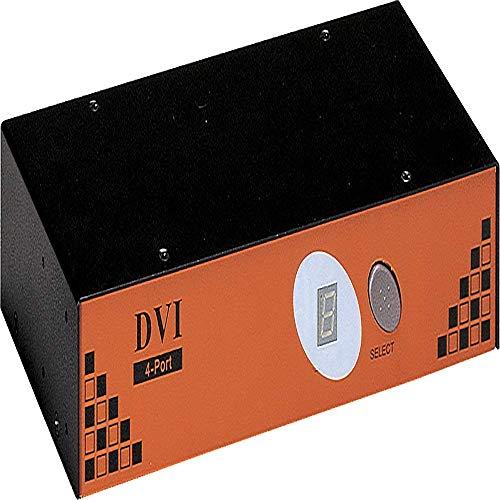Cablematic Uniclass KVM Switch PS2 DVI 1280x1024 1KVM zu 4CPU