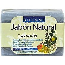 Bifemme Jabón de lavanda - 100 gr