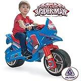 Spiderman - Moto Claws 6 V (Injusa 64760)