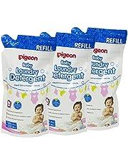 Pigeon Laundry Liquid Detergent Refill, 500ml (Pack of 3)