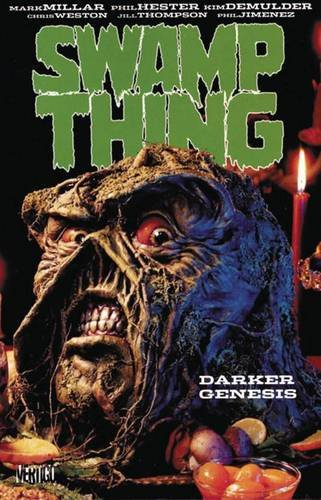 Swamp Thing Darker Genesis TP