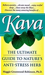 Kava: Nature's Wonder Herb by Margaret Greenwood-Robinson (1999-05-11)
