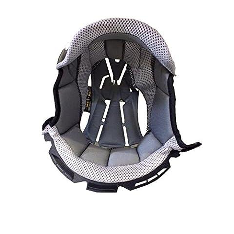 Lining Pads 9Series Helmet M grey