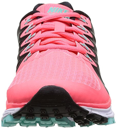 Nike Zoom Vomero 9, Chaussures de running femme Multicolore (Hyper Punch/Hyper Turq)