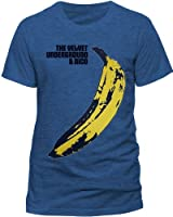 Collectors Mine Herren T-Shirt Velvet Underground-Banana