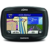 """Garmin zumo 390LM 4.3"""" Motorbike Sat Nav with UK and Full Europe Maps, Free Lifetime Map Updates and Bluetooth"""
