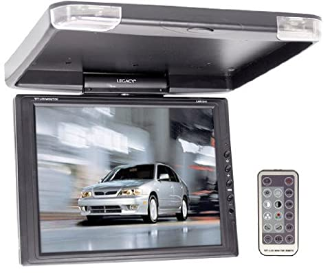 Legacy 13-Inch Roof Mount TFT LCD Monitor with Infrared Transmitter