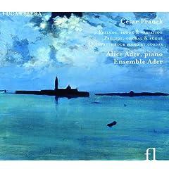 Quintette pour piano et cordes in F Minor: I. Molto moderato quasi lento - Allegro