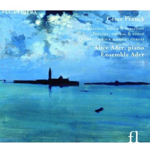 Prélude, fugue & variation, Op. 18: II. Fugue