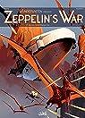 Wunderwaffen, tome 3 : Zeppelin contre ptérodactyles par Nolane
