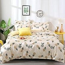 housse de couette ananas. Black Bedroom Furniture Sets. Home Design Ideas