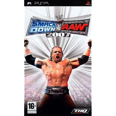WWE Smackdown Vs Raw 2007 [Importación italiana]