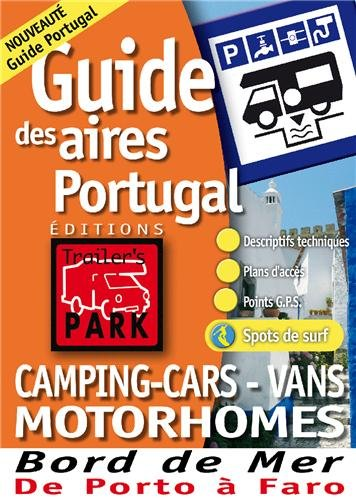 Guide des aires Portugal
