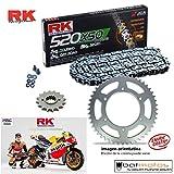 Kit de Cadena RK Kawasaki Z750 2004-14 14/43-112