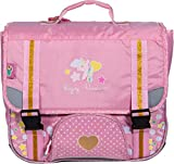Cartable 38 cm Rose Licorne KID'ABORD
