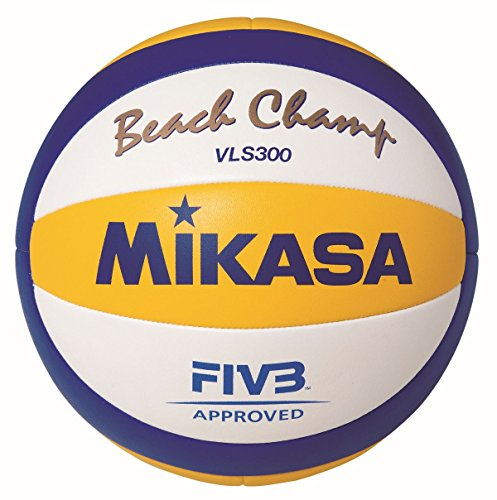 MIKASA Beach Champ VLS 300-DVV (Molten Volleyball)