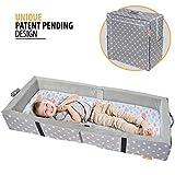 Milliard Tragbare Kleinkind Autobett - Falten für die Reise