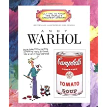 Andy Warhol (Getting to Know the World's Greatest Artists (Paperback))