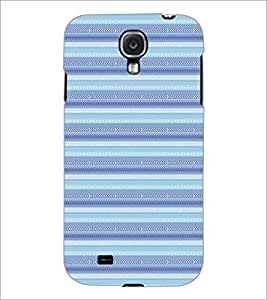PRINTSWAG SKY BLUE PATTERN Designer Back Cover Case for SAMSUNG GALAXY S4