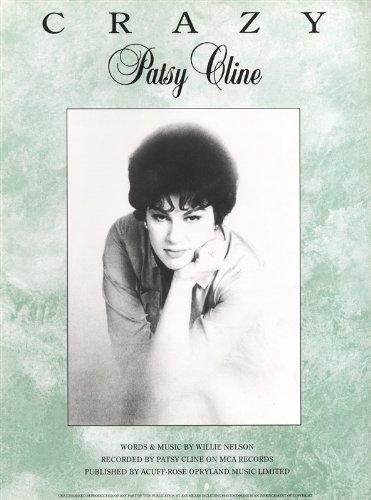 Cline Patsy Crazy Pvg Single (Single Sheet Music)