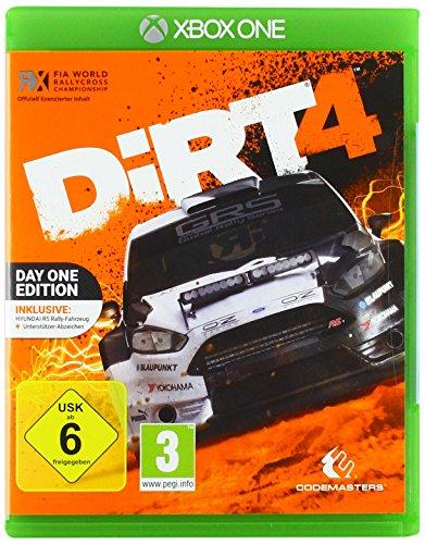 DiRT 4 Day One Edition (XONE)