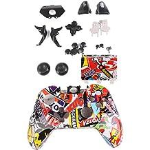Kit Cáscara Cubierta Funda Protectora Botón Para Mando Controlador Xbox One