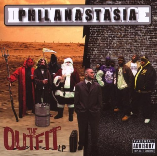 Outfit Lp by PHIL ANASTASIA (2009-05-05)