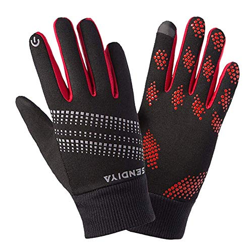 Men's Gloves 2018 Winter Snow Ski Long Touchscreen Waist Gloves Warm Fleece For Women Men Tactical Gloves Waterproof Mittens Gants Fourrure