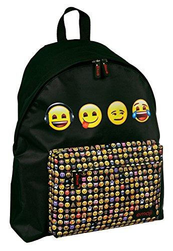 Imagen de undercover  emoji, aprox. 32x 41x 14cm, 18l , color negro