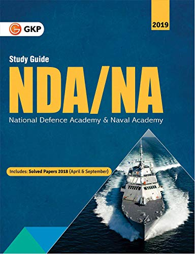 NDA/NA (National Defence Academy/Naval Academy) 2019 - Guide
