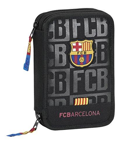 fc barcelona doppelt 14 x 21 x 5 cm schwarz safta