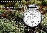 Uhren aus aller Welt - Die Fortsetzung (Tischkalender 2019 DIN A5 quer): Eine Sammlung verschiedener Zeitmesser. (Monatskalender, 14 Seiten ) (CALVENDO Technologie)
