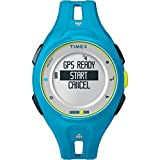 Timex-Orologio Unisex al quarzo, con Display LCD digitale e cinturino in resina TW5K87600, colore: blu