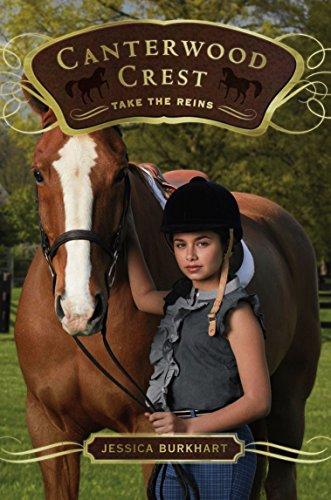 Take the Reins (Canterwood Crest) por Jessica Burkhart