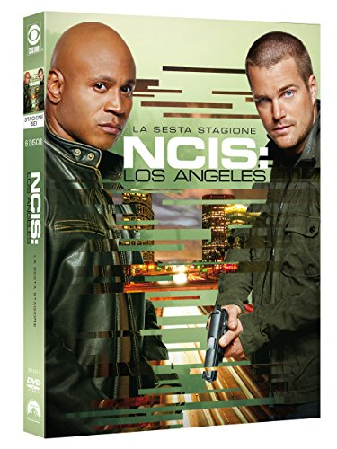 NCIS: Los Angeles - Stagione 6 (6 DVD)
