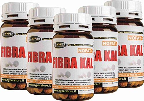 5-packchen-fiber-kal-100-tabletten-appetitzugler-verringern-die-aufnahme-von-nahrstoffen-es-reduzier