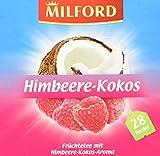 Milford Himbeere-Kokos, 28 Beutel, 6er Pack (6 x 63 g)