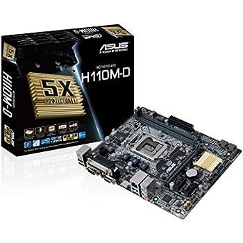 Asus H110M-D Carte mère H110 Micro ATX LGA1151