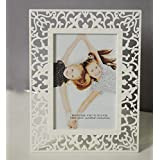 Painting MantraTable Photo Frame (Color - White :: Shape -Royal)